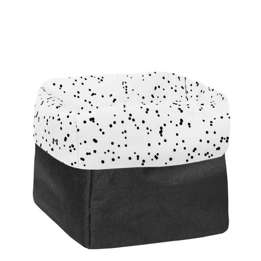 MEINE LIEBE – BOX DOTS • WEISS • KLEIN • 20x20x20cm 2