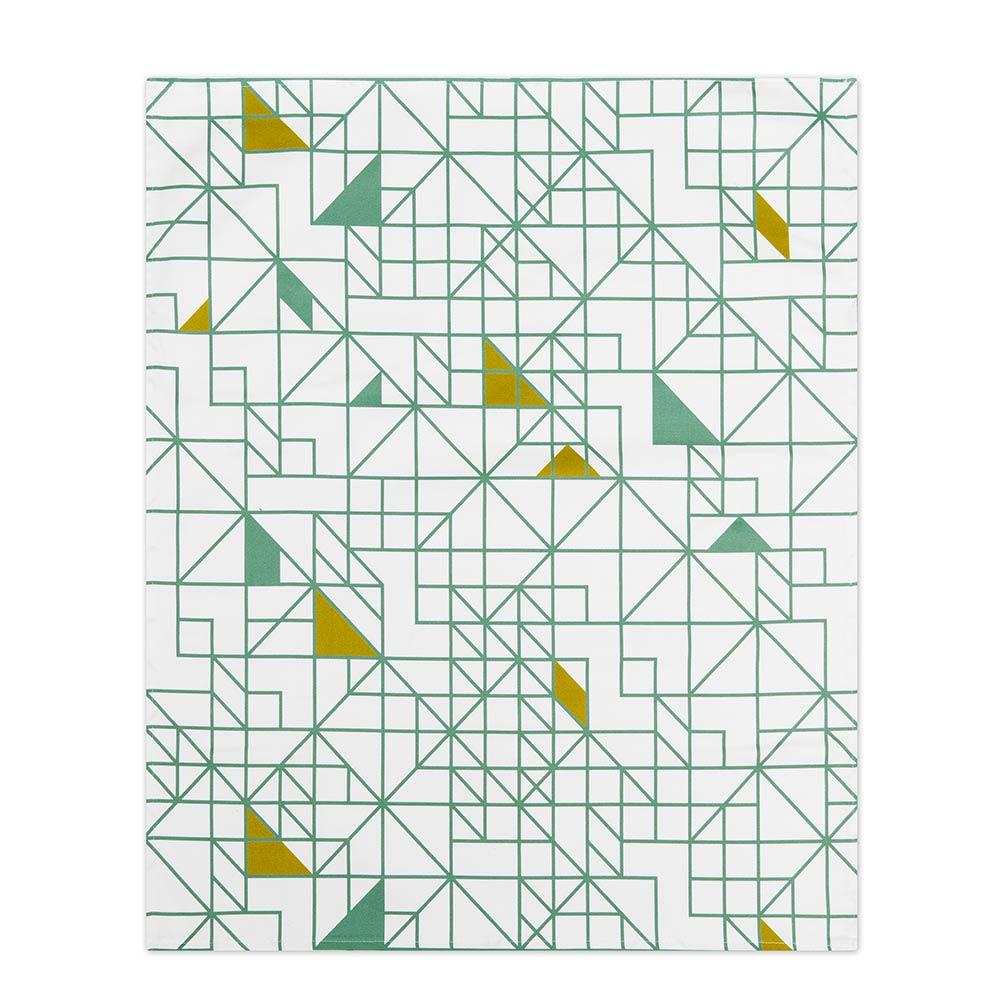 MEINE LIEBE – GESCHIRRTUCH WIRE• WEISS • 45x60cm