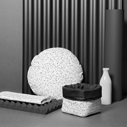 MEINE LIEBE – BOX DOTS • WEISS • KLEIN • 20x20x20cm 3
