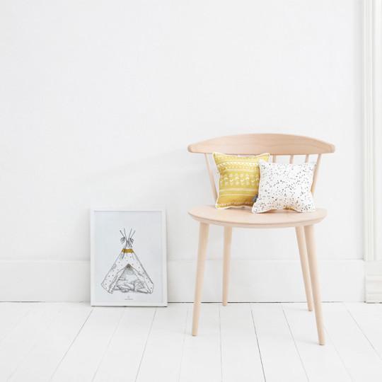 MEINE LIEBE – POSTER TIPI • Din A3 29,7x42cm 4